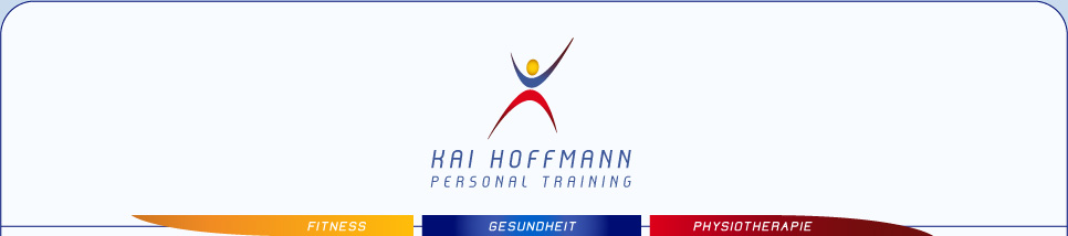 KAI HOFFMANN - PERSONAL TRAINING IN HAMBURG